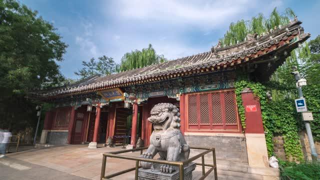 北京_北京大学_北大牌坊