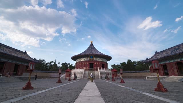 北京_天坛公园_回音壁