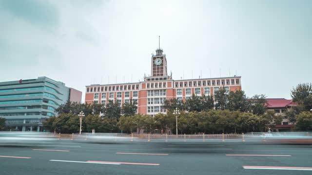 北京_电报大厦_大范围延时