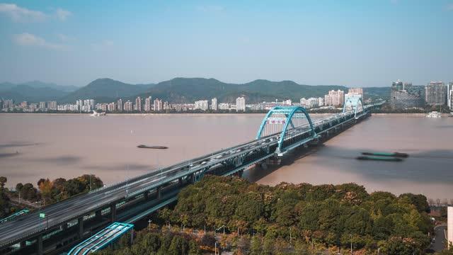 杭州_复兴大桥_中景