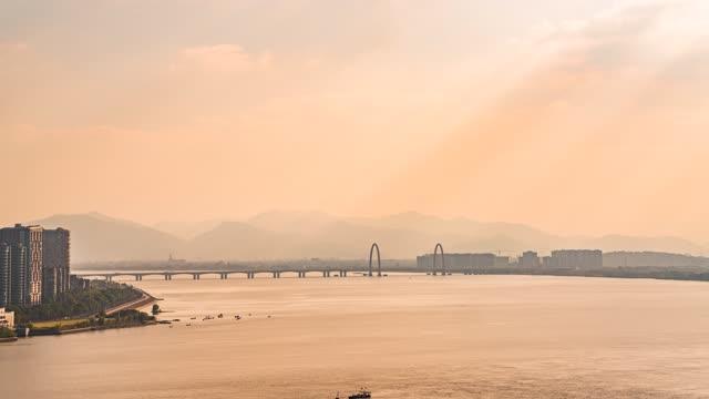 杭州_之江大桥_钱塘江