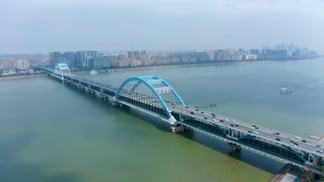 杭州_复兴大桥_航拍合集